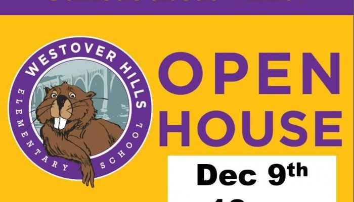 Westover Hills Elementary School Open House & School Tour
