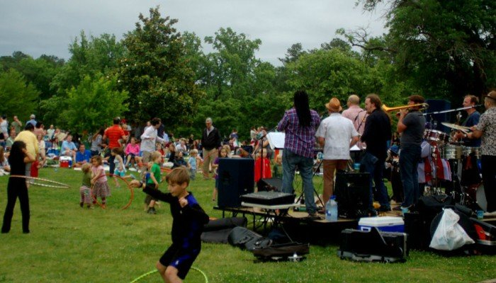 October Music in the Park