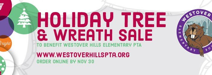 WHES PTA Holiday Tree & Wreath Sale