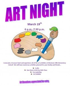 Art Night 2015