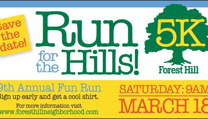 Register by Wednesday for Run for the Hills 5K