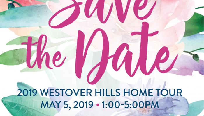 2019 Westover Hills Home Tour: May 5